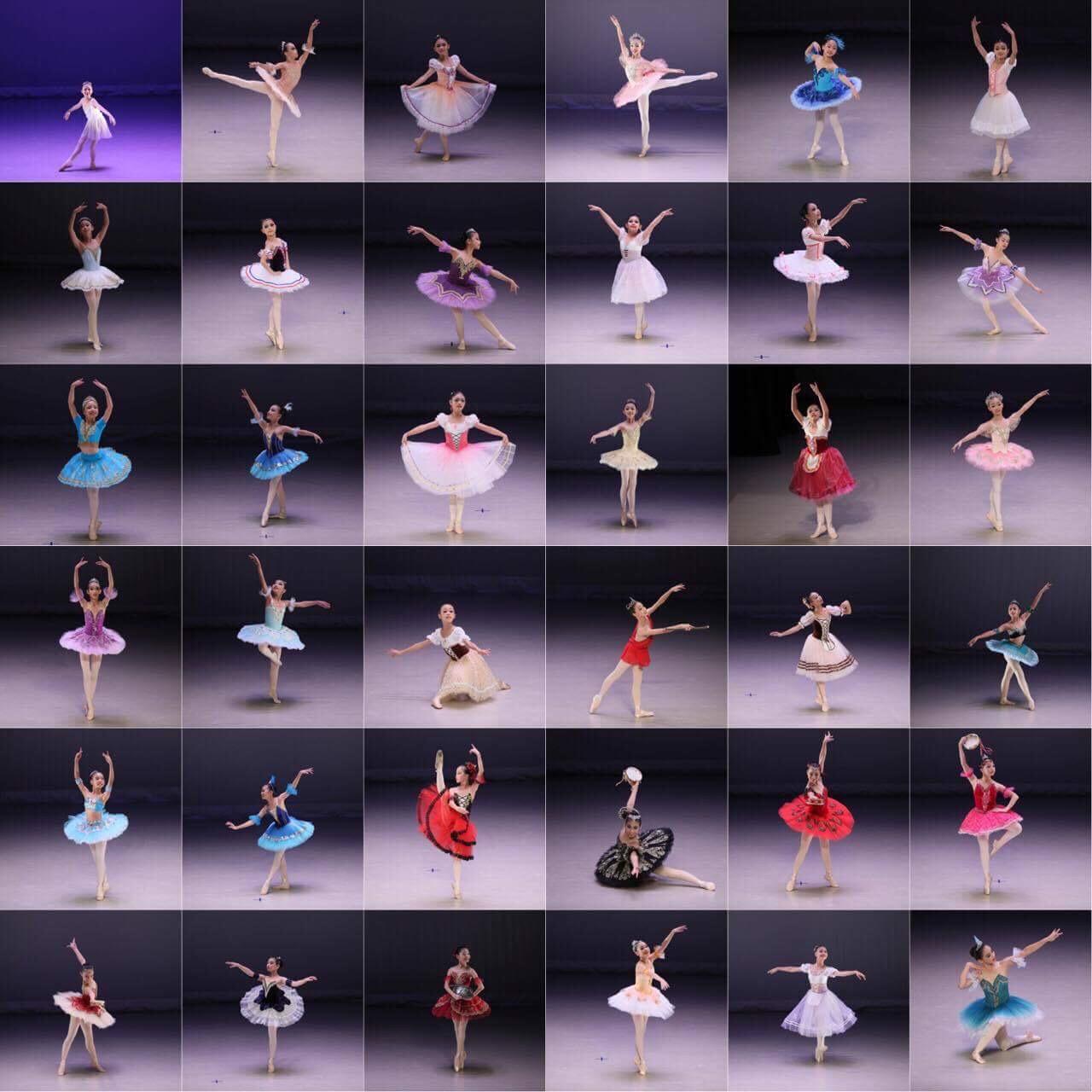 台灣青少年國際古典芭蕾大賽簡介